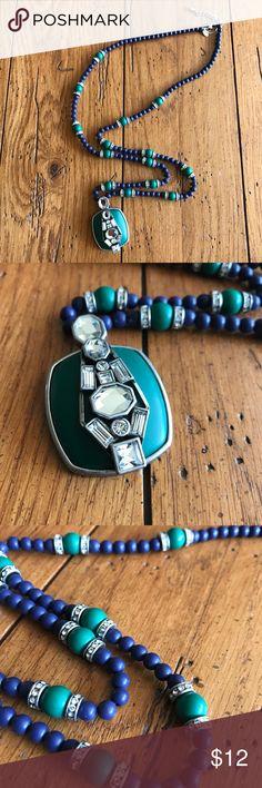 🌟 NEW! lia Sophia long statement necklace. NEW! lia Sophia long statement necklace. Lia Sophia Jewelry Necklaces