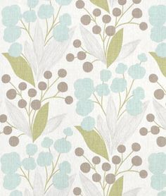 Braemore Gorgeous Pearl Fabric | OnlineFabricStore.net