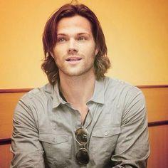 Love him so much  #jaredpadalecki #jensenackles #mishacollins #spn #supernatural #samwinchester #deanwinchester #castiel #spnfamily