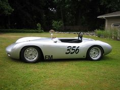 porsche 356 speedster - 1955 - devon body - 1957 - photo gregory campbell