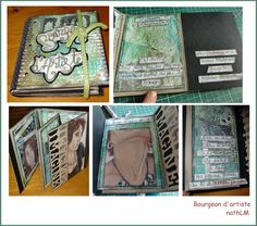 Scrap-autrement - Mini Graine d'Artiste