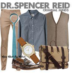 Criminal Minds - Dr. Spencer Reid