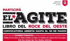 """Morón invita a los rockeros a sumarse al libro """"El Agite"""""""