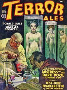 sci fi mermaid