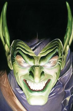 Green Goblin by Alex Ross