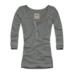 Designer Clothes, Shoes & Bags for Women Hollister Clothes, Hollister Jeans, Fountain Valley, Soft Layers, Tee Shirts, Tees, Fall Outfits, My Style, Polyvore