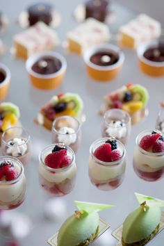 Dessert buffets are my favourite!