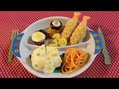 "▶ Kracie Popin'Cookin' Arrange ""Okosama Lunch"" - YouTube"