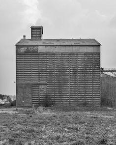 wildoute: Coopérative céréalière, Outrebois, Picardie. Grain cooperative, Outrebois, Picardy.http://ludovicmaillard.com/outrebois/ #cooperative #nord #architecture #agriculture