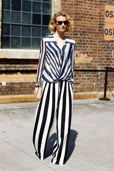 Are the Days of Crazy, Colorful Street Style So Over? : Dressed