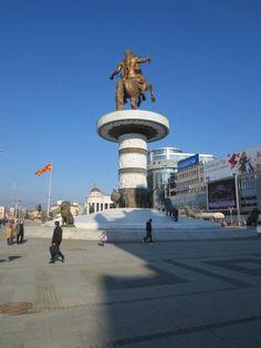 Macedonia Square - Skopje - Reviews of Macedonia Square - TripAdvisor