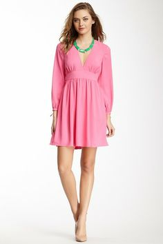 Juicy Couture V-Neck Empire Dress by Non Specific on @HauteLook