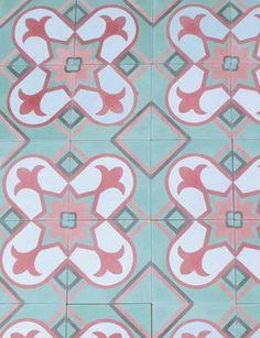 Tile Grouping - Cuban Heritage Design 160 3B