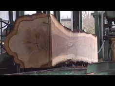 Woodworking DIY Tips: Cutting Lumber from Logs - YouTube