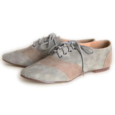 poodle oxfords from ruche