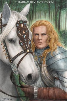 Glorfindel by Teradiam.deviantart.com on @DeviantArt