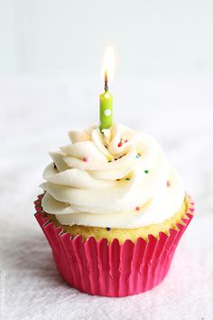 From the moist cake to the fluffy frosting, these scream HAPPY BIRTHDAY! The perfect birthday cake flavor - without the extra work that goes into a traditional cake!