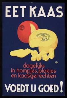 Afbeeldingsresultaat voor retro kaas ontwerp nederland