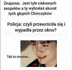 Polish Memes, Kdrama Memes, Kpop, About Bts, I Love Bts, Bts Photo, Life Humor, Bts Members, Wtf Funny