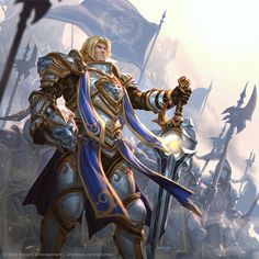 Some of the promotional art for social media done for World of Warcraft series; including Battle of Azeroth : Alliance, World of Warcraft: Legion and Druid Class Mount. World Of Warcraft Game, World Of Warcraft Characters, Warcraft Art, Fantasy Characters, Warcraft Heroes, Sylvanas Windrunner, War Craft, Wow Art, Fantasy Armor
