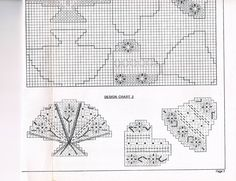 Victorian Lace Ornaments 3/4 Plastic Canvas Ornaments, Plastic Canvas Christmas, Christmas Crafts Sewing, Sewing Crafts, Christmas Tree Ornaments, Xmas, Victorian Lace, Holiday Themes, Craft Patterns