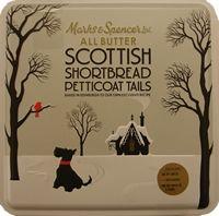 Scottish Shortbread tin