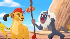 The Lion Guard Rafiki by GiuseppeDiRosso on DeviantArt Hakuna Matata, Lion King Pictures, The Lion King 1994, Le Roi Lion, Disney Lion King, Disney Animation, Live Action, Lions, Disney Characters