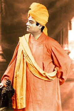 Swami Vivekananda was a world-renowned Hindu monk when he gave a set of speeches in Chicago, Illinois at the World Parliament of Religions in