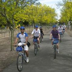 Getaway Adventures  / Wine Country Bike Tours   Discover all things #NapaValley at NapaValley.com