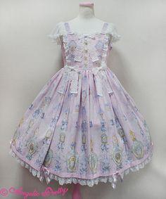Angelic Pretty Dreamy Perfumeジャンパースカート