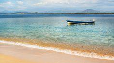 Island Fishing Boat