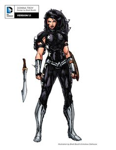 """dcvertigodaily: """" """" Titans: Rebirth Donna Troy, Tempest, Nightwing, Omen and Arsenal. Dc Rebirth, Titans Rebirth, Arte Dc Comics, Wally West, Character Design Cartoon, Comic Character, Character Reference, Nightwing, Halloween Costumes For Teens Girls"""