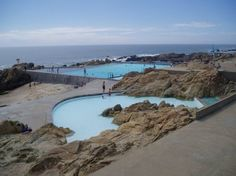 Fancy - Leça Swimming Pools by Alvaro Siza Vieira @ Portugal
