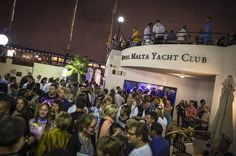 Rolex Middle Sea Race Crew Party was the largest gathering at the Royal Malta Yacht Club, since it came into existence in 1835. Over 1500 members, competitors and guests enjoyed a lavish party