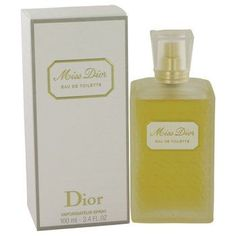 Miss Dior Originale By Christian Dior Eau De Toilette Spray 3.4 Oz