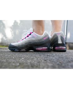 the latest 17230 c9907 Nike Air Max 95 Fire Pink Sale