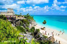 O que fazer em Cancun e Playa del Carmen: Tulum