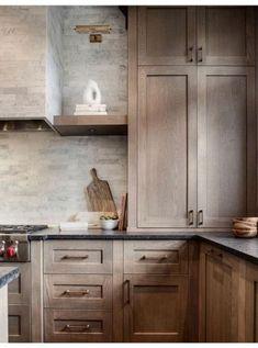 23 Best cabinet stain colors images | Kitchen design ...
