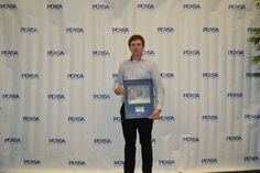 Sam Horsfield, 2014 #PCASA Male Amateur Athlete of the Year, Circle of Champions and Boys Golf winner. - Ridge Community High School
