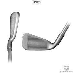 Types of Golf Clubs - Illustrated Guide into Golf Club Types | Golf Distillery Golf Terms, Golf Putting Tips, Club Face, Golf Instruction, Golf Wear, Club Design, Golf Irons, Play Golf, Distillery