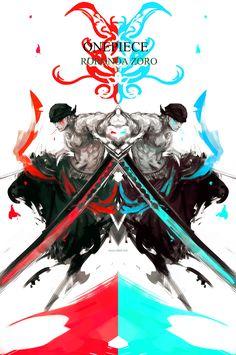 Download Roronoa Zoro Katana 4K Wallpaper by Tsuyomaru