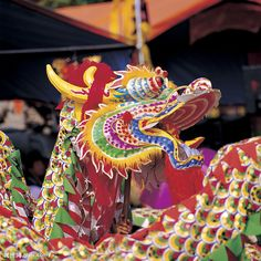 Chinese Dragon | Chinese Dragon Dance - The best Chinese lantern site