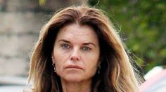 OMG - Maria Shriver Maria Shriver, Without Makeup, Natural Face, Celebs, Celebrities, Famous Faces, Plastic Surgery, Maybelline, Make Up