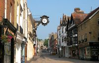 A voyage to Winchester, Hampshire, England, United Kingdom, Europe. Places In England, Sounds Like, Adventure Travel, United Kingdom, Street View, Europe, Winchester Hampshire, Crime, Death