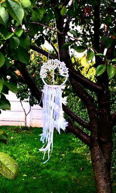 Tree of Life White Dreamcatcher 150 $