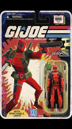 Codename: Deadpool