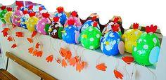 poules de pâques chez Nolwenn: tribune libre - école petite section