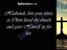 0514 ephesians 525 husbands love your wives powerpoint church sermon Slide04 http://www.slideteam.net/