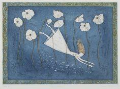 Emmi Vuorinen. Finnish Women, Painter Artist, Conceptual Art, Water Lilies, All Art, Whimsical, Helmet, Kids Rugs, Helene Schjerfbeck