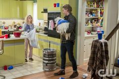 """The Carrie Diaries -- """"Under Pressure"""" -- Image Number: CD209b_179b.jpg -- Pictured (L-R): AnnaSophia Robb as Carrie and Austin Butler as Sebastian -- Photo: David Giesbrecht/The CW -- © 2013 The CW Network, LLC. All rights reserved."""